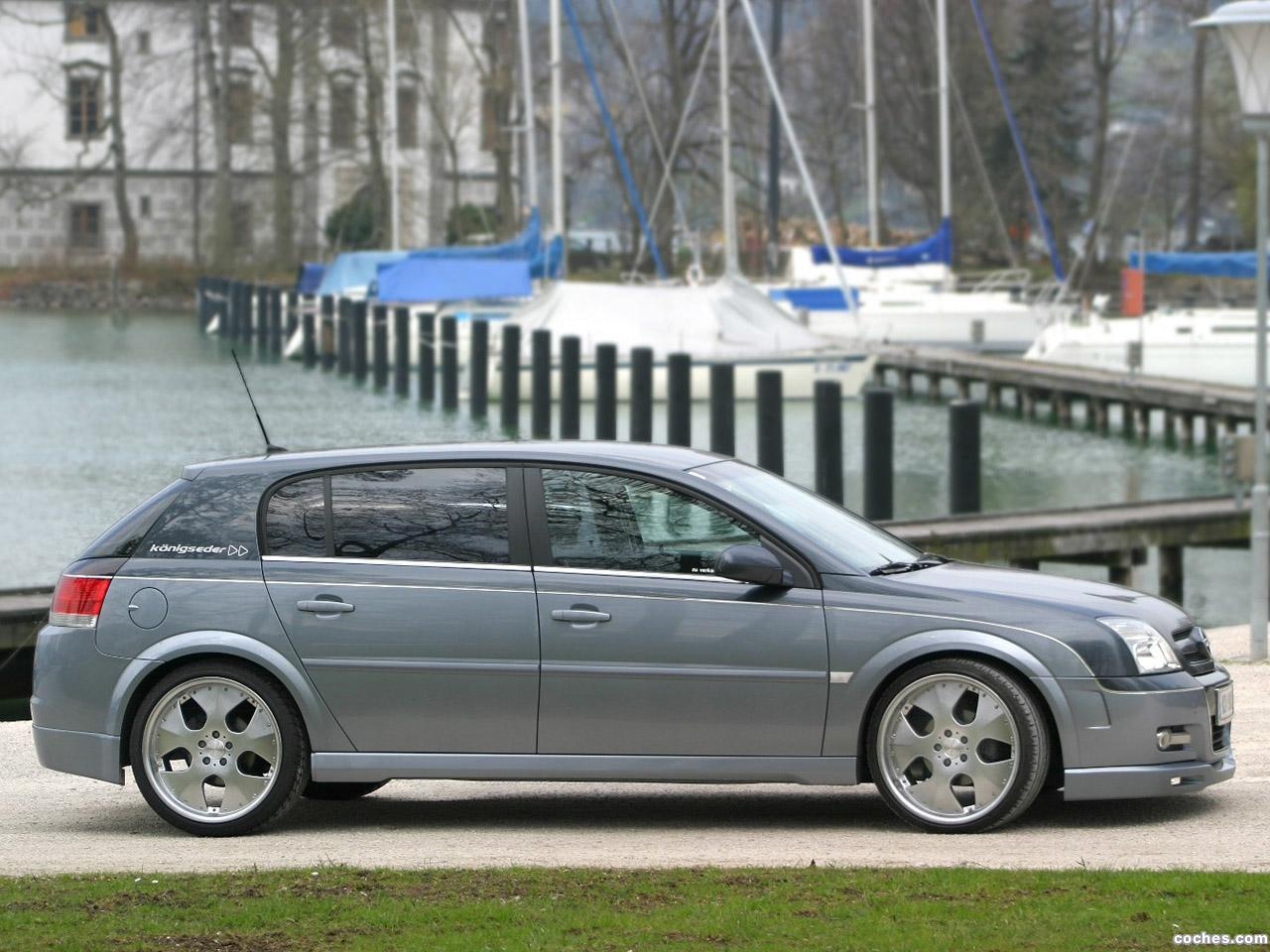 Foto 0 de Konigseder Opel Signum 2010