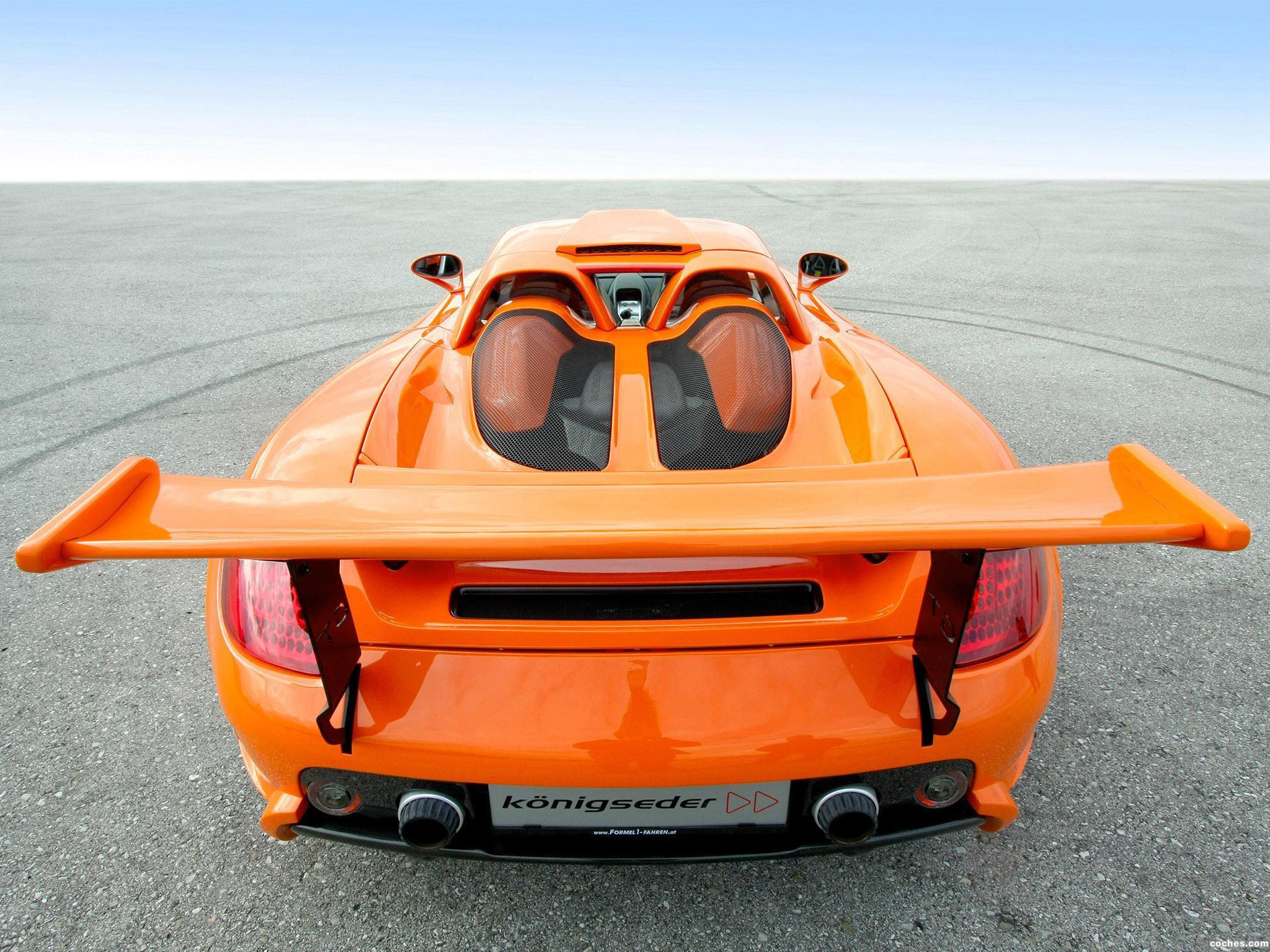 Foto 3 de Porsche Carrera GT 2010