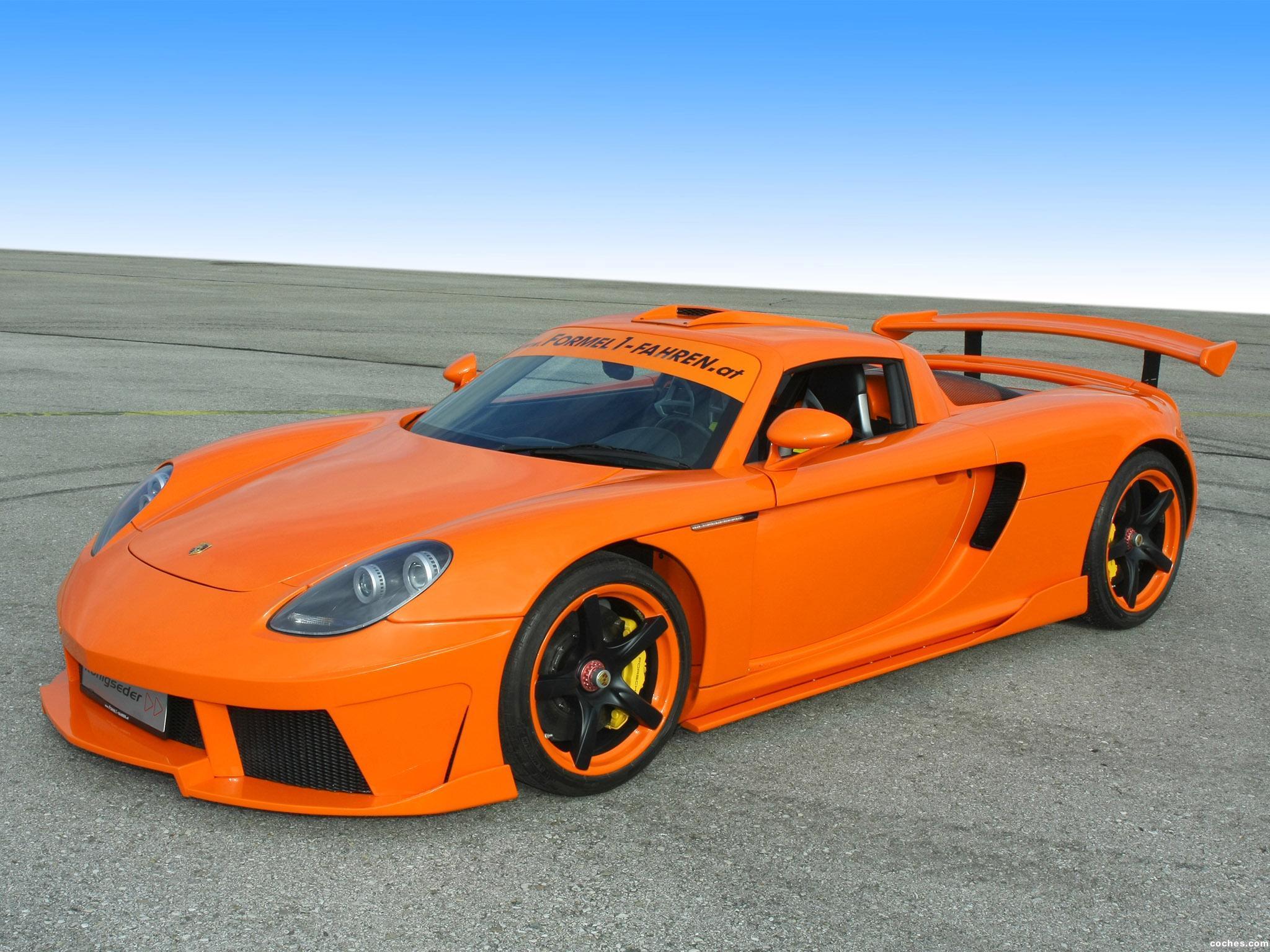 Foto 0 de Porsche Carrera GT 2010