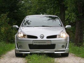 Ver foto 3 de Renault Konigseder Clio 2010
