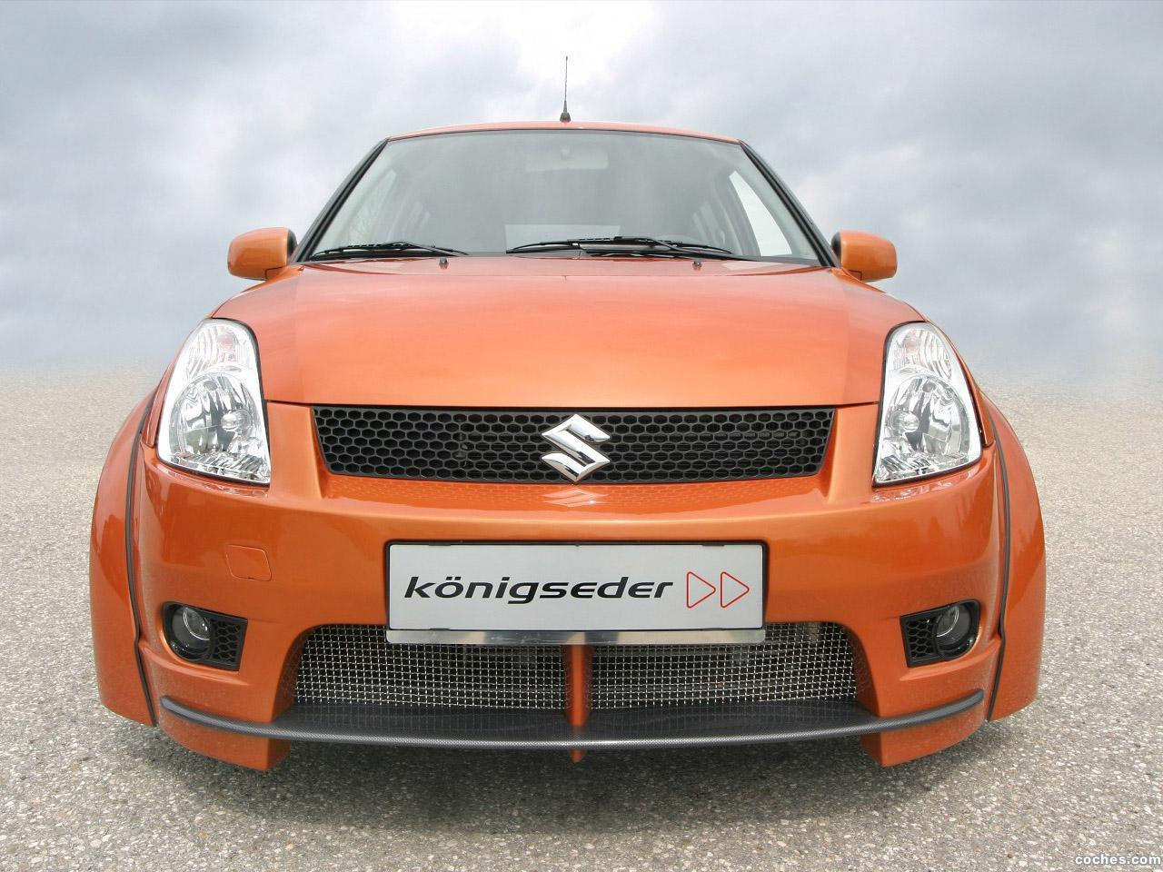 Foto 0 de Konigseder Suzuki Swift Super Size 2008
