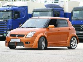 Ver foto 3 de Konigseder Suzuki Swift Super Size 2008