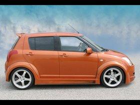 Ver foto 2 de Konigseder Suzuki Swift Super Size 2008