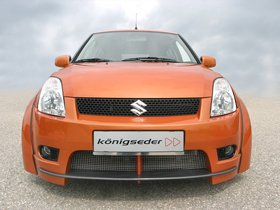 Fotos de Konigseder Suzuki Swift Super Size 2008