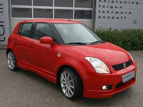 Fotos de Konigseder Suzuki Swift 2010