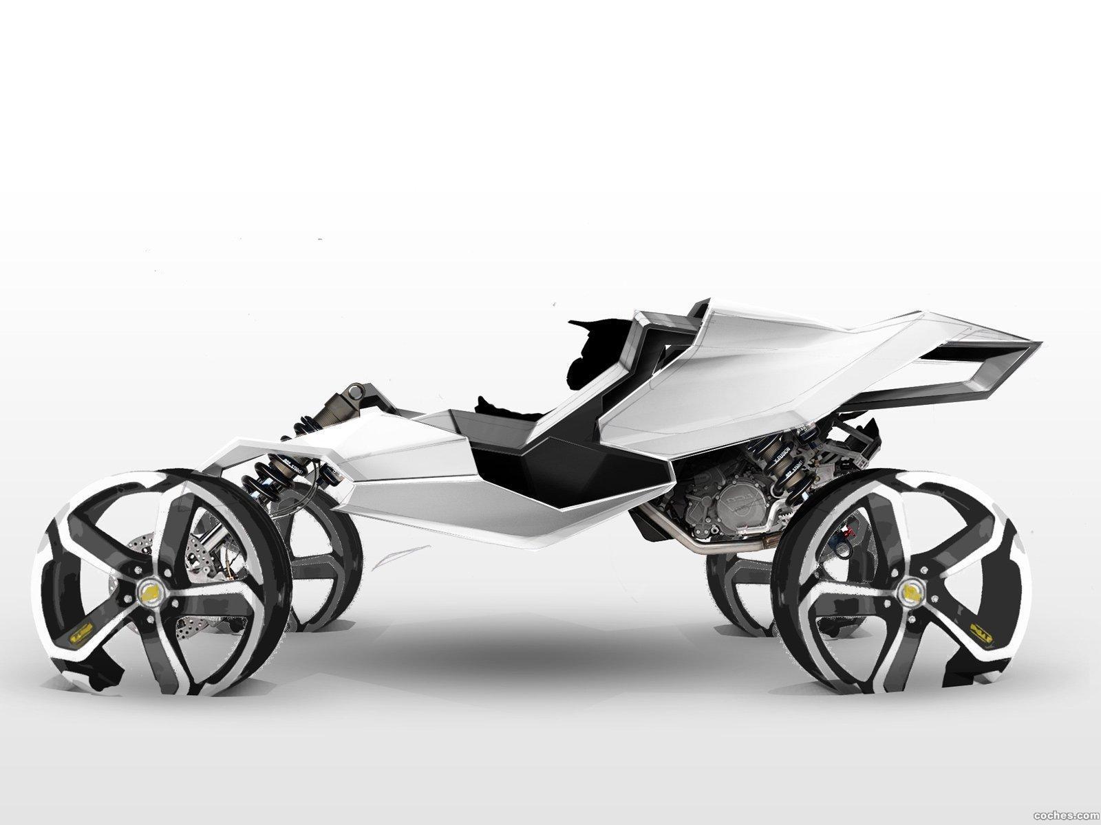 Foto 4 de KTM AX Concept 2009