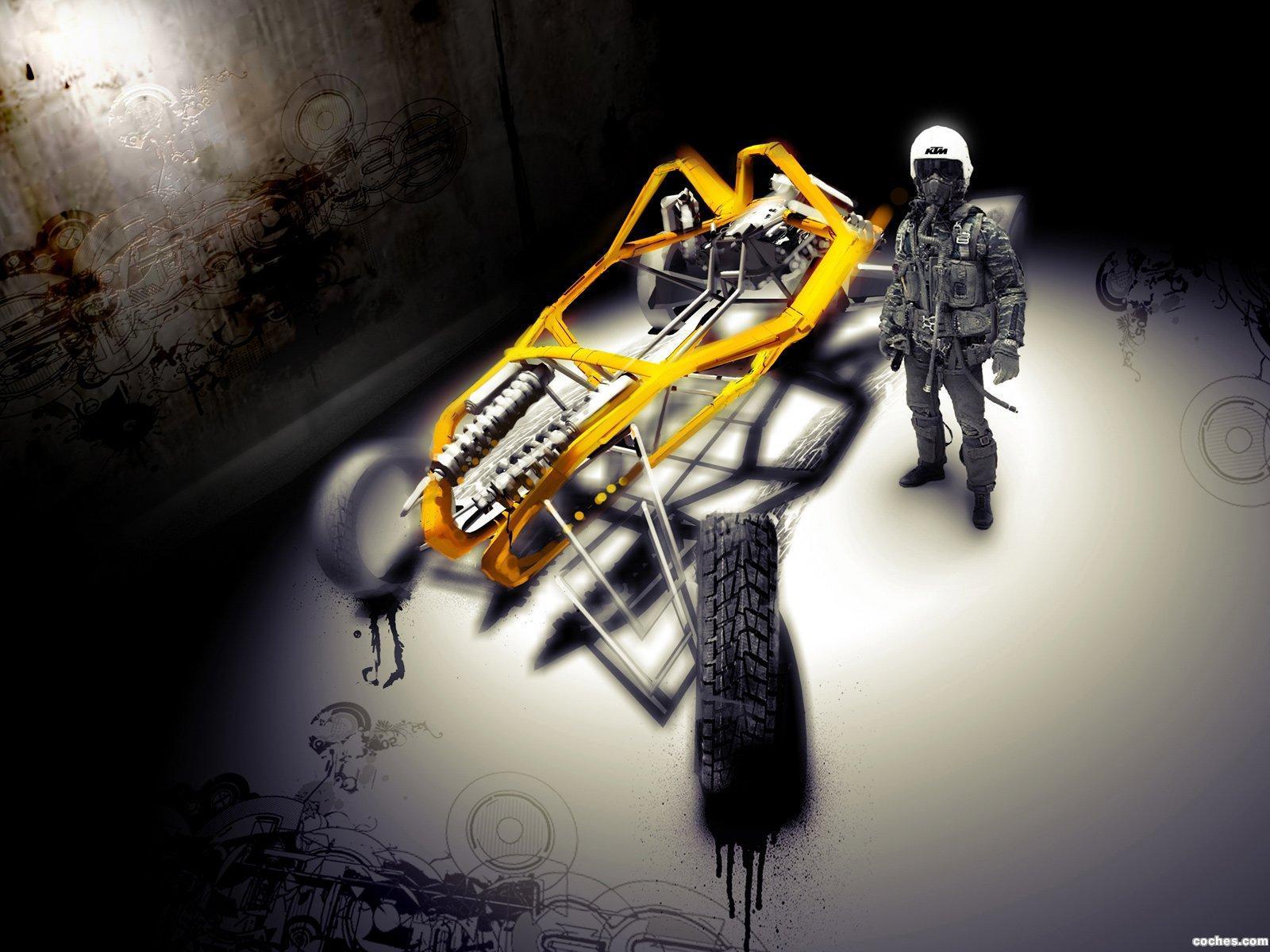 Foto 1 de KTM AX Concept 2009
