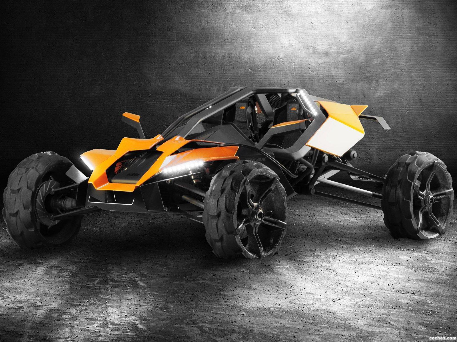 Foto 0 de KTM AX Concept 2009