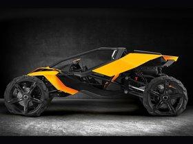 Ver foto 4 de KTM AX Concept 2009