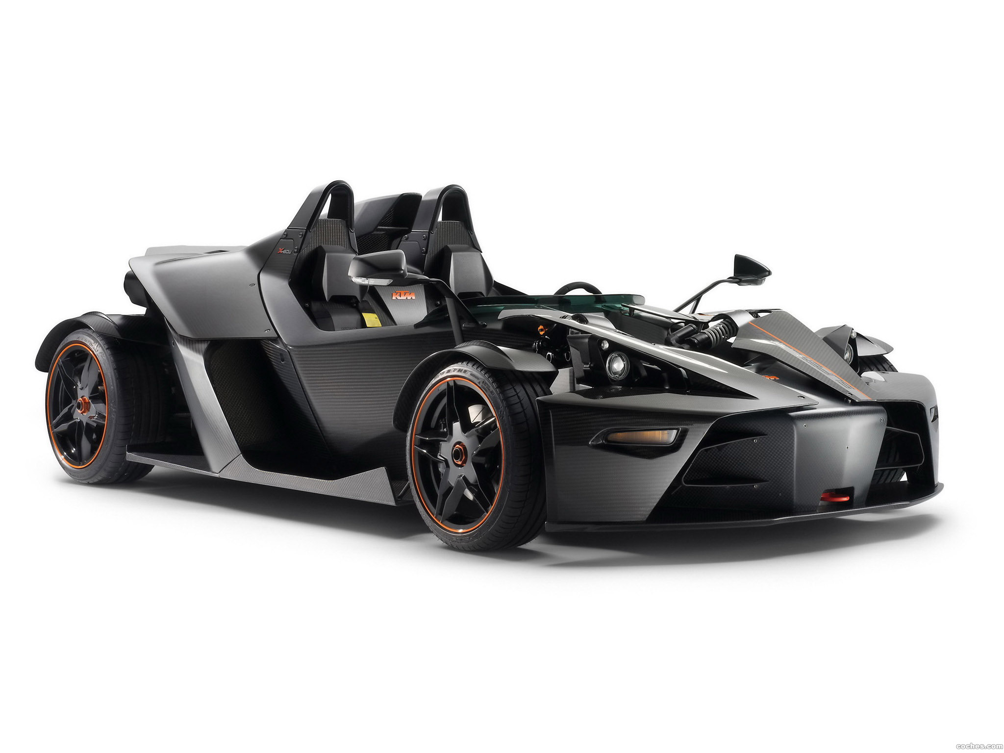 Foto 0 de KTM X-Bow Superlight 2009