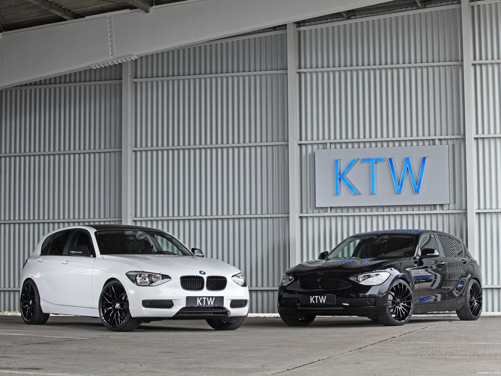 Foto 2 de KTW BMW Serie 1 2014