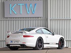 Ver foto 5 de KTW Porsche Carrera S 991 2013