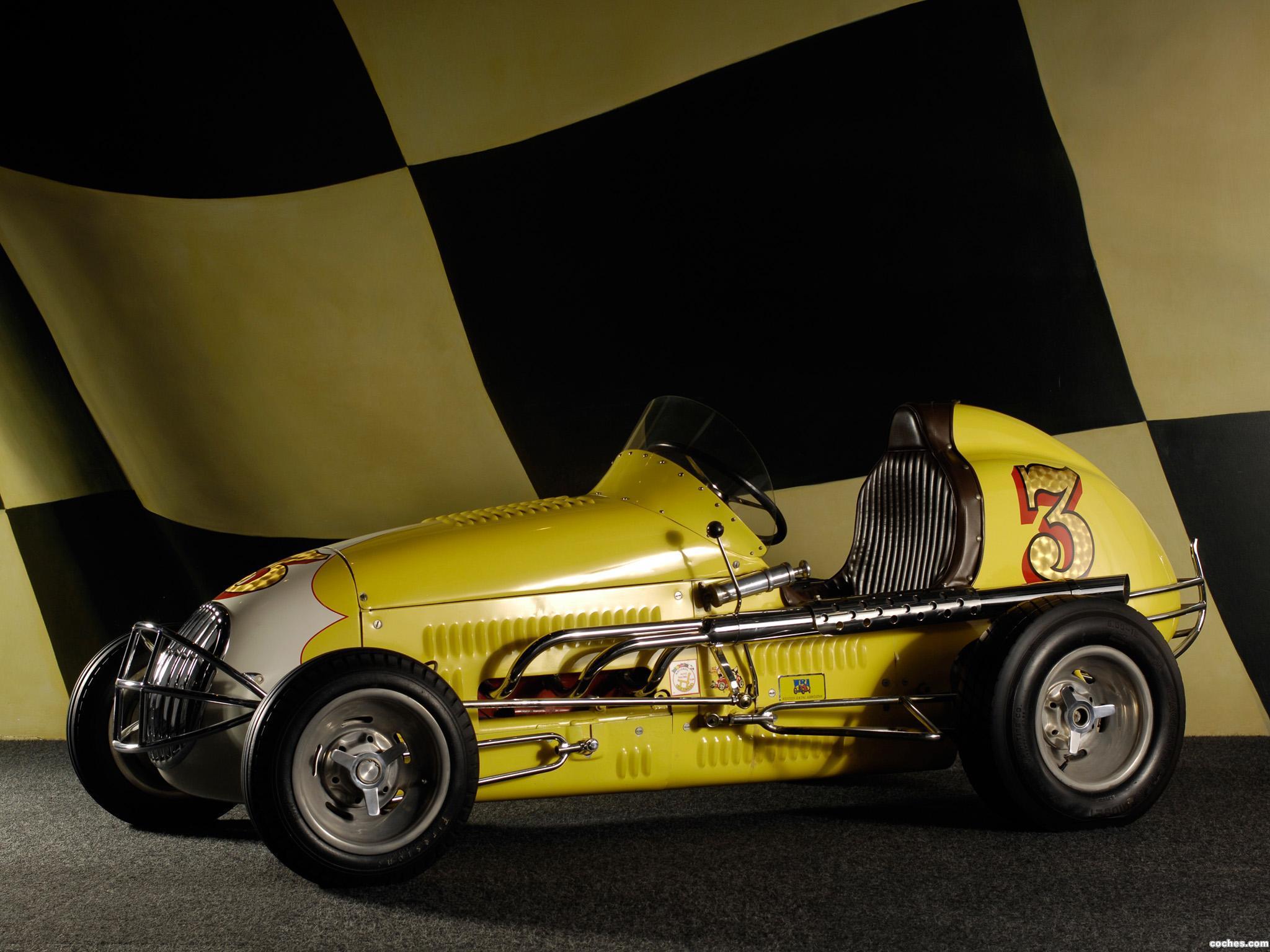 Foto 0 de Kurtis Kraft Midget V8 60 1947