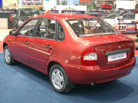 Ver foto 21 de Lada 1118 Kalina Sedan 2005