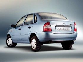 Ver foto 17 de Lada 1118 Kalina Sedan 2005