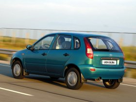 Ver foto 4 de Lada 1119 Kalina Hatchback 2006
