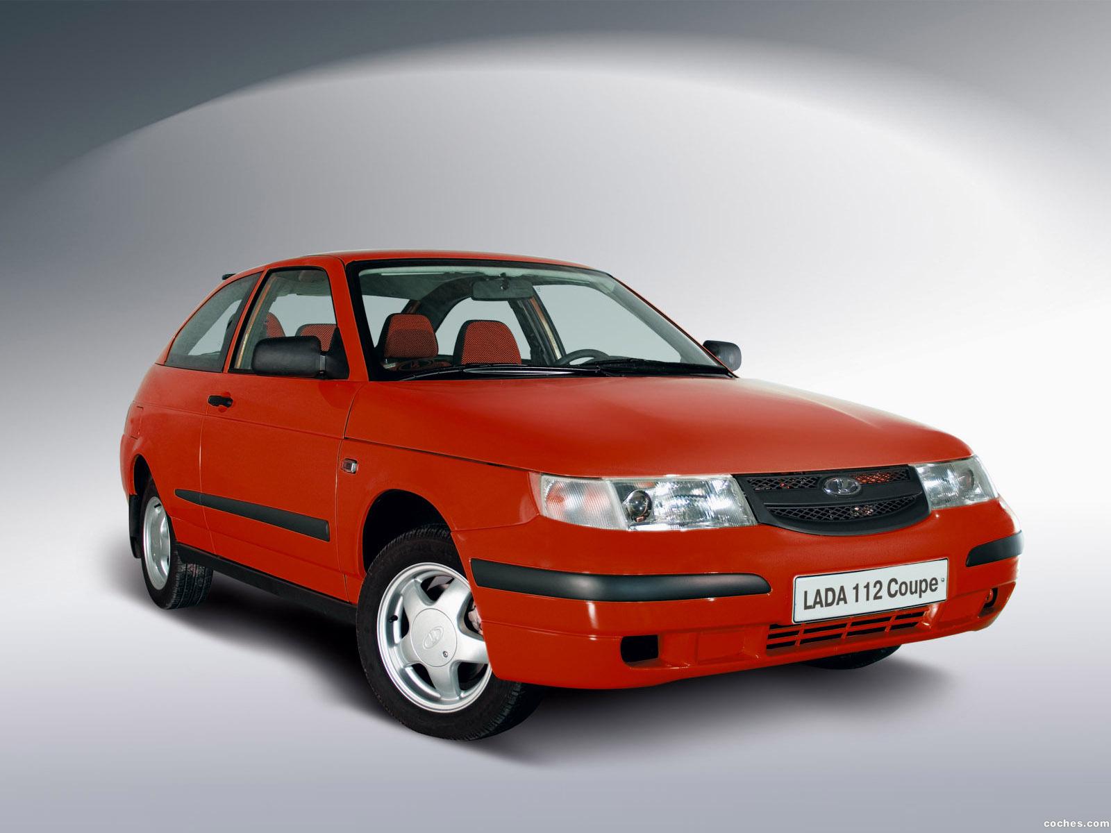 Foto 0 de Lada 112 Coupe 21123 2006