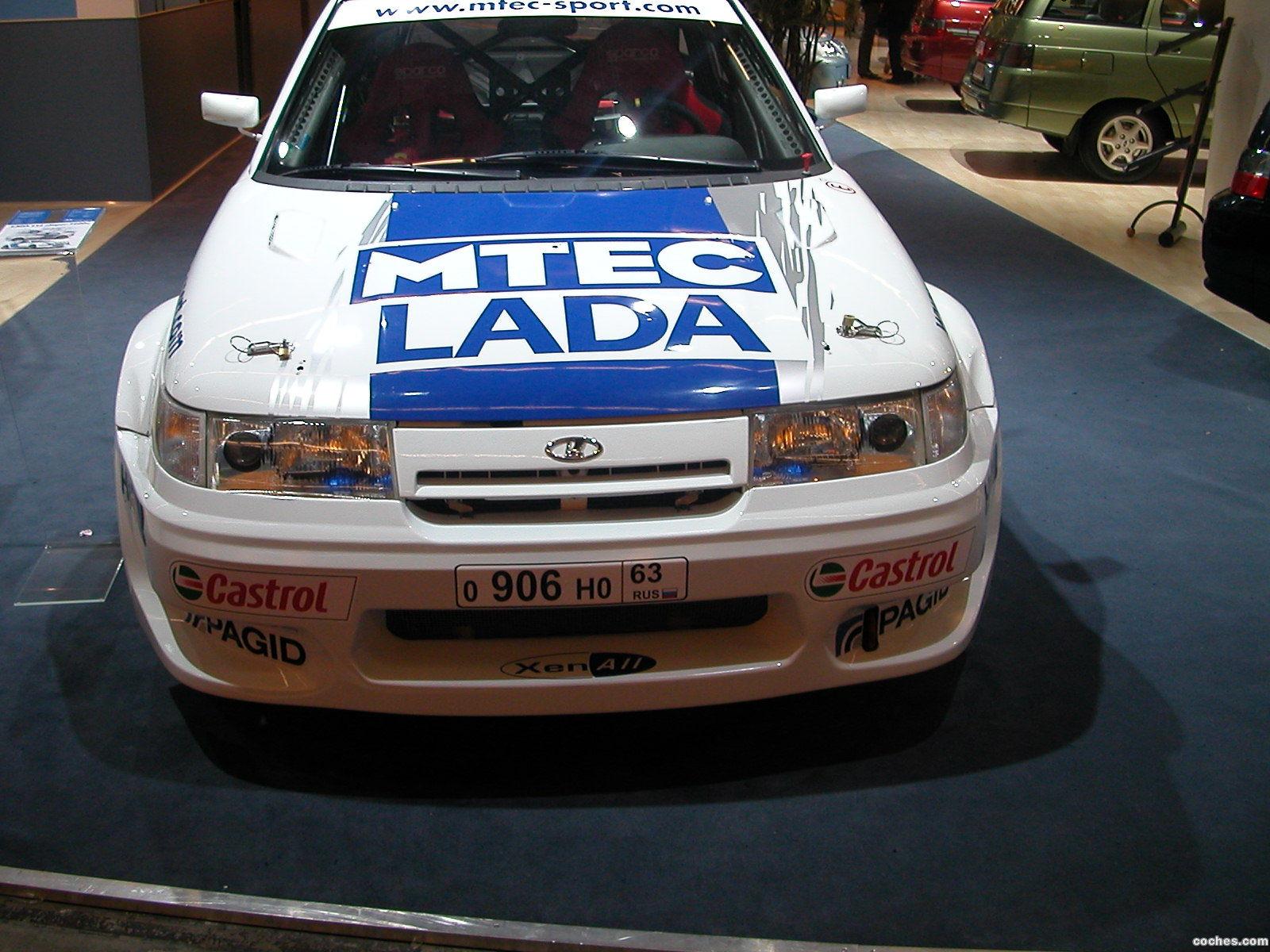 Foto 0 de Lada 112 Rally 2112 2001