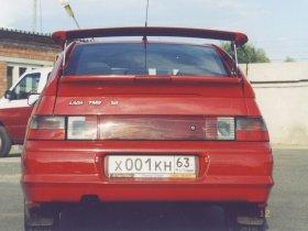 Ver foto 4 de Lada 112 TMS Revolution I 2112 2002