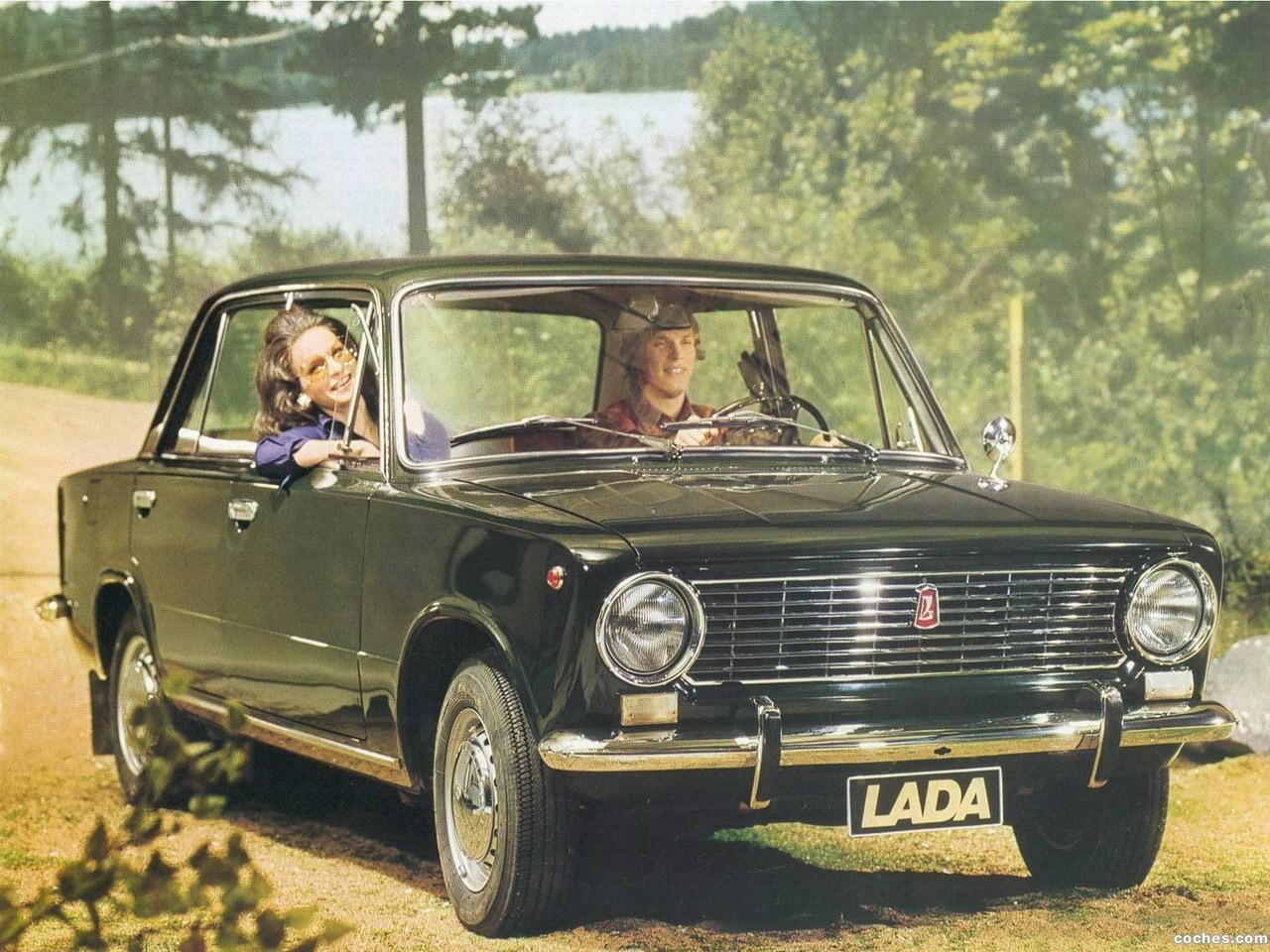 Foto 0 de Lada 2101 1974