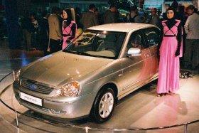 Ver foto 7 de Lada 2170 Sedan 2005