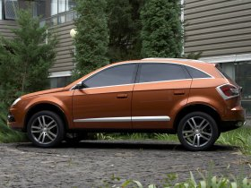 Ver foto 3 de Lada C-Cross Concept 2008