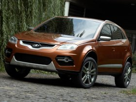 Fotos de Lada C-Cross Concept 2008