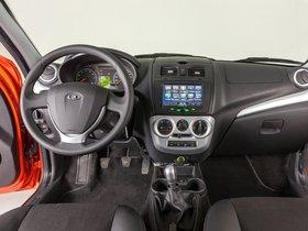 Ver foto 11 de Lada Kalina Hatchback 2013