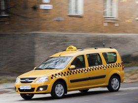 Ver foto 6 de Lada Largus Taxi 2012