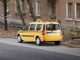 Ver foto 5 de Lada Largus Taxi 2012