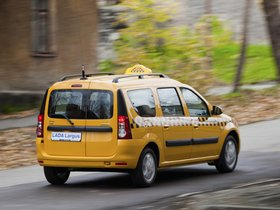 Ver foto 4 de Lada Largus Taxi 2012