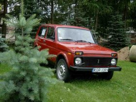 Ver foto 3 de Lada Niva 1994