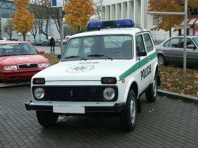 Ver foto 1 de Lada Niva 1994