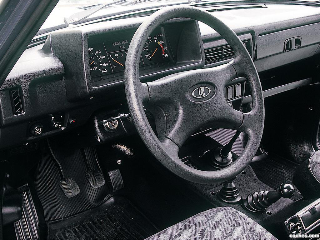 Foto 14 de Lada Niva VAZ 21213 1993