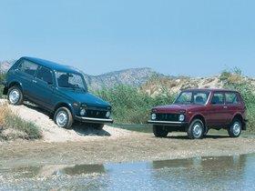 Ver foto 11 de Lada Niva VAZ 21213 1993