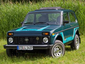 Fotos de Lada Niva 4×4 California VAZ 212101 1997