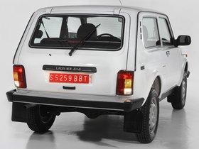 Ver foto 3 de Lada Niva 4x4 Export 2010