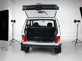 Ver foto 9 de Lada Niva 4x4 Export 2010