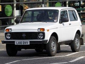 Ver foto 8 de Lada Niva 4x4 Export 2010