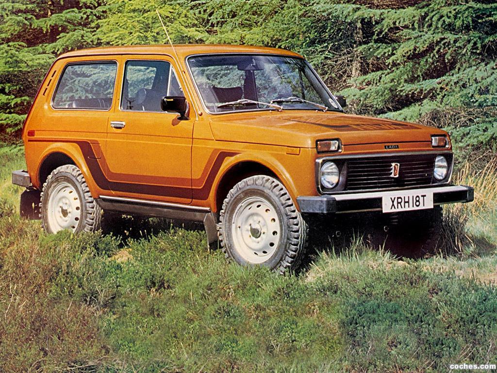 Foto 0 de Lada Niva 4x4 LHD 1978