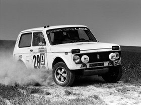 Fotos de Lada Niva 4×4 Rally 2008