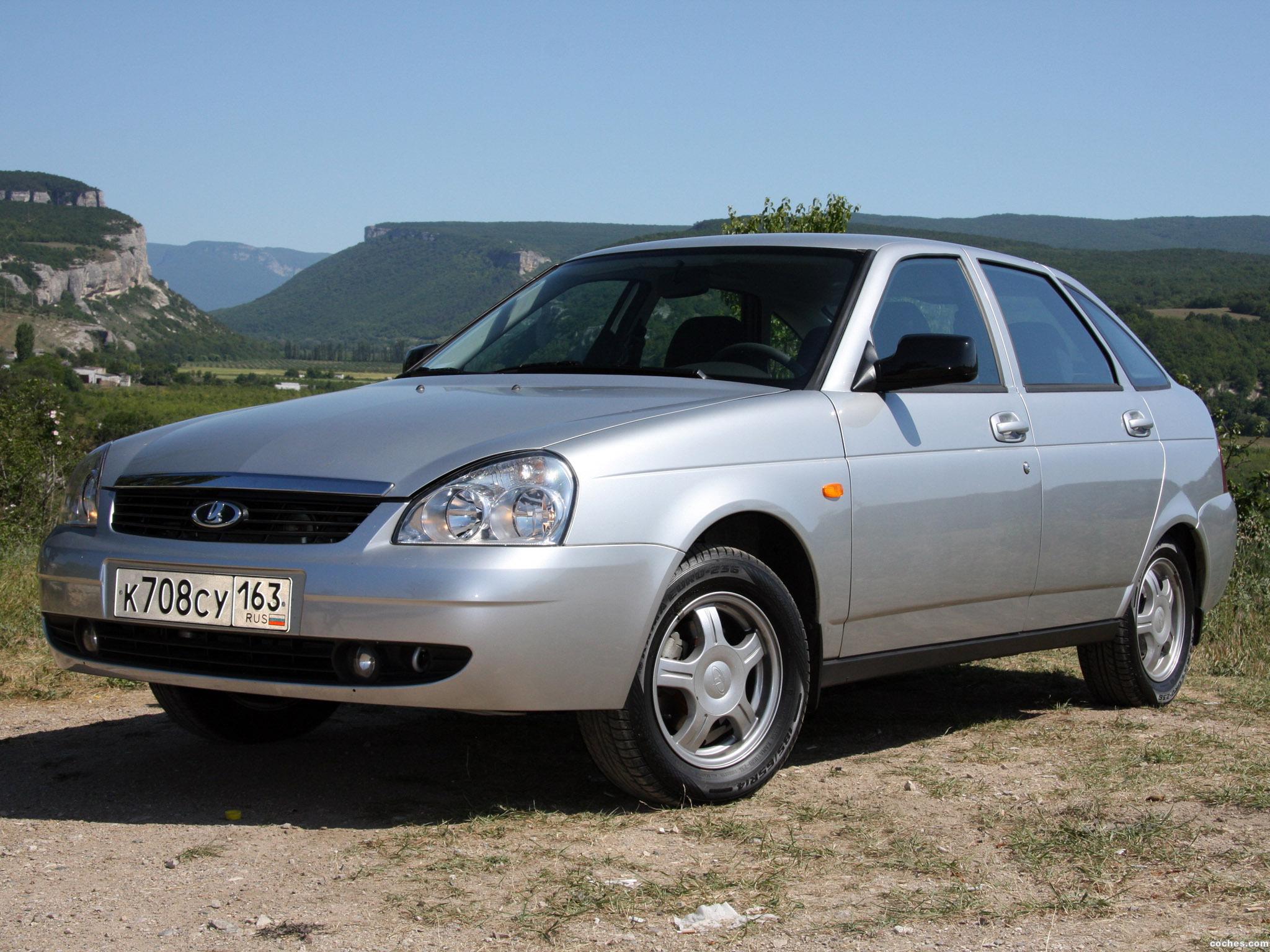 Foto 0 de Lada Priora Hatchback 2008
