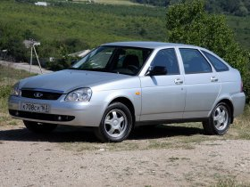 Ver foto 4 de Lada Priora Hatchback 2008
