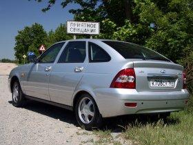 Ver foto 2 de Lada Priora Hatchback 2008