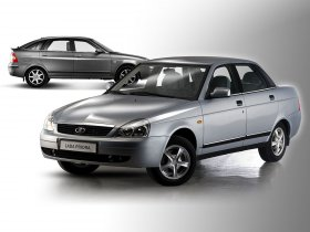 Ver foto 8 de Lada Priora Sedan 2170 2006