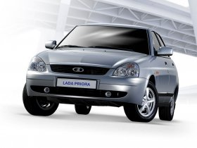 Ver foto 7 de Lada Priora Sedan 2170 2006