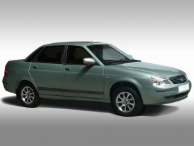 Ver foto 6 de Lada Priora Sedan 2170 2006