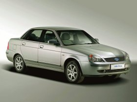Ver foto 12 de Lada Priora Sedan 2170 2006