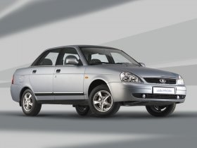 Ver foto 10 de Lada Priora Sedan 2170 2006