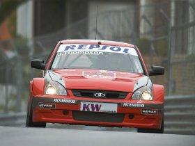 Ver foto 6 de Lada Priora WTCC 2009